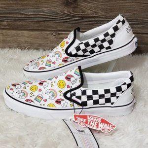 Vans Classic Slip On Flour Shop Icons Sneakers